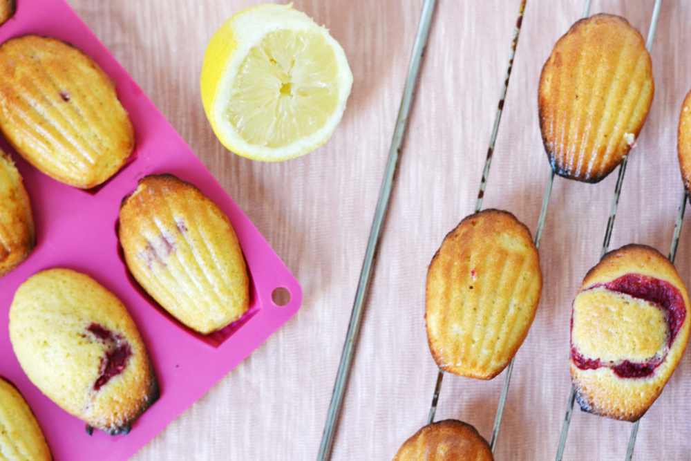 madeleines citron framboise 03