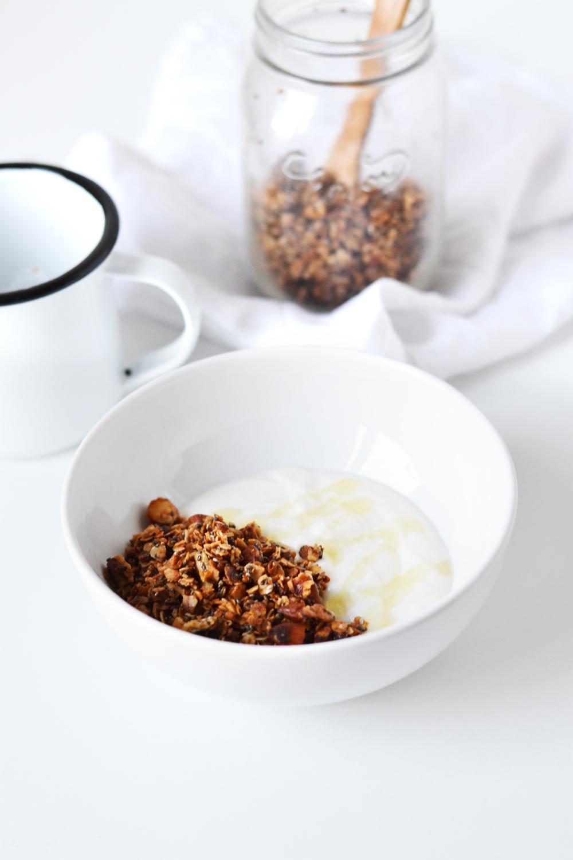 granola aux graines de chia cakes nails. Black Bedroom Furniture Sets. Home Design Ideas