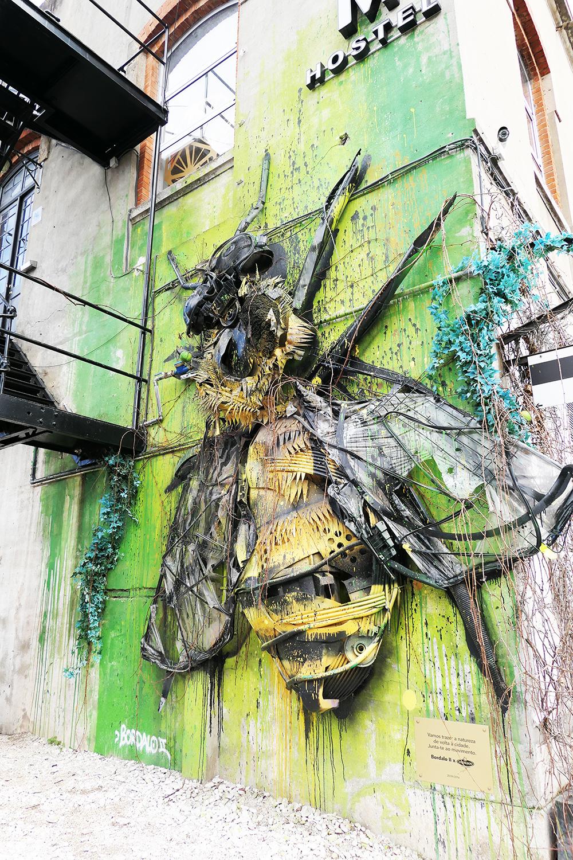LX factory - street art