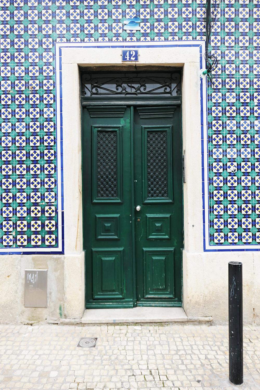 rues de Lisbonne