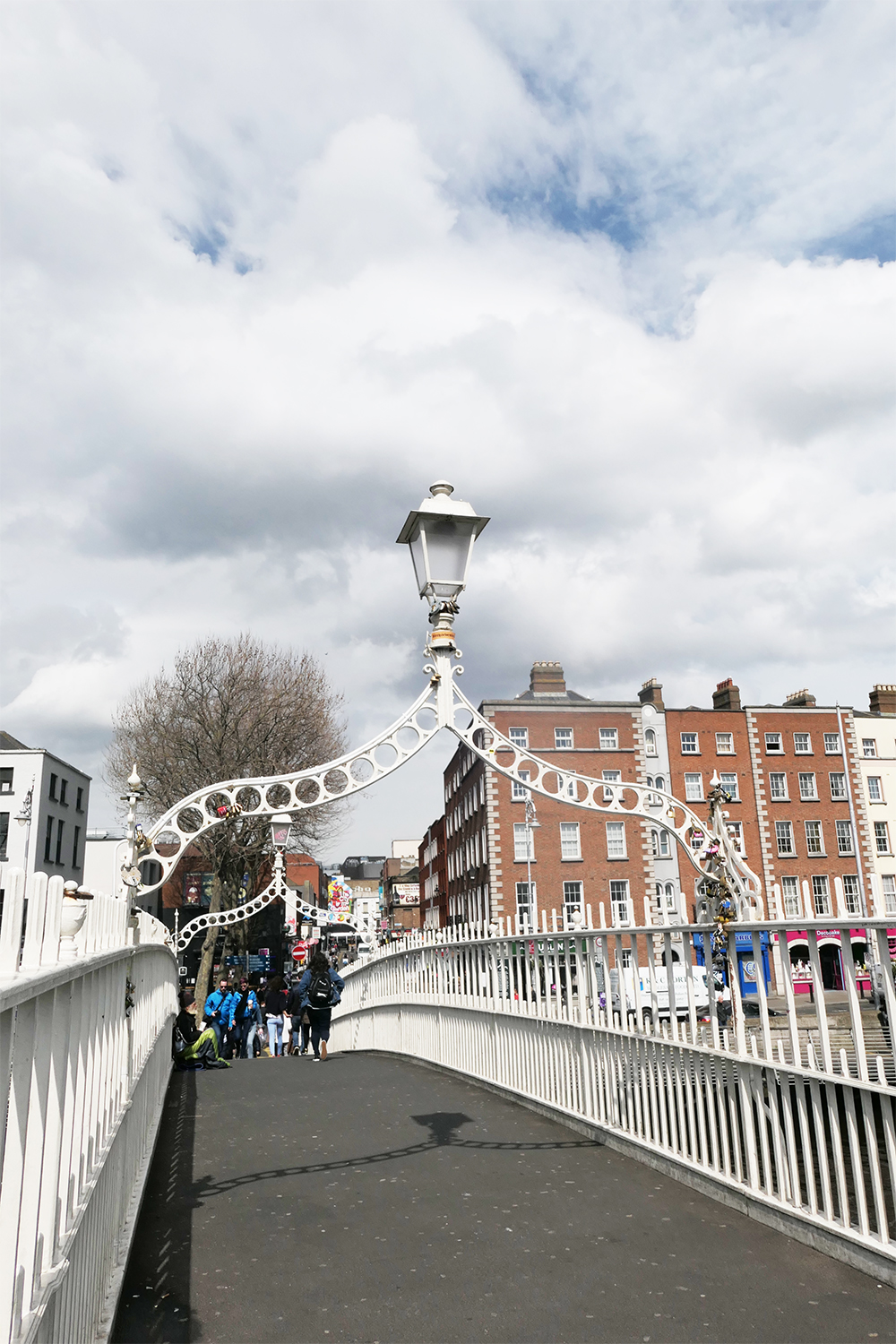 Ha'penny Bridge - Irlande