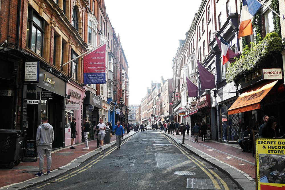 rue de Dulin - Irlande