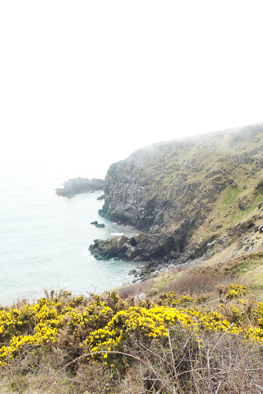Howth's Cliff - Irlande