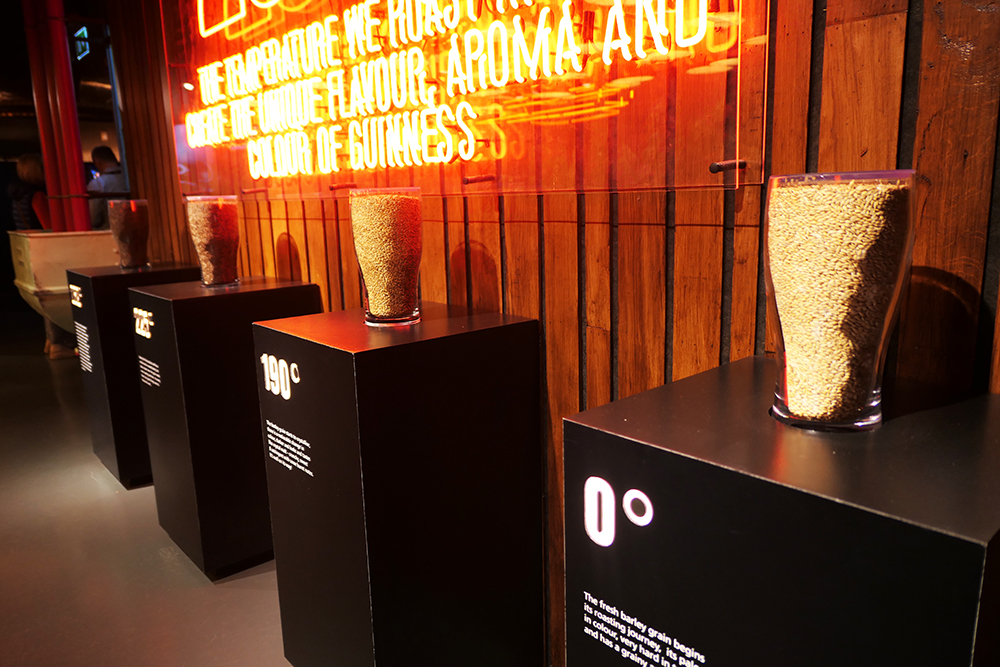 Guinness Storehouse - Irlande