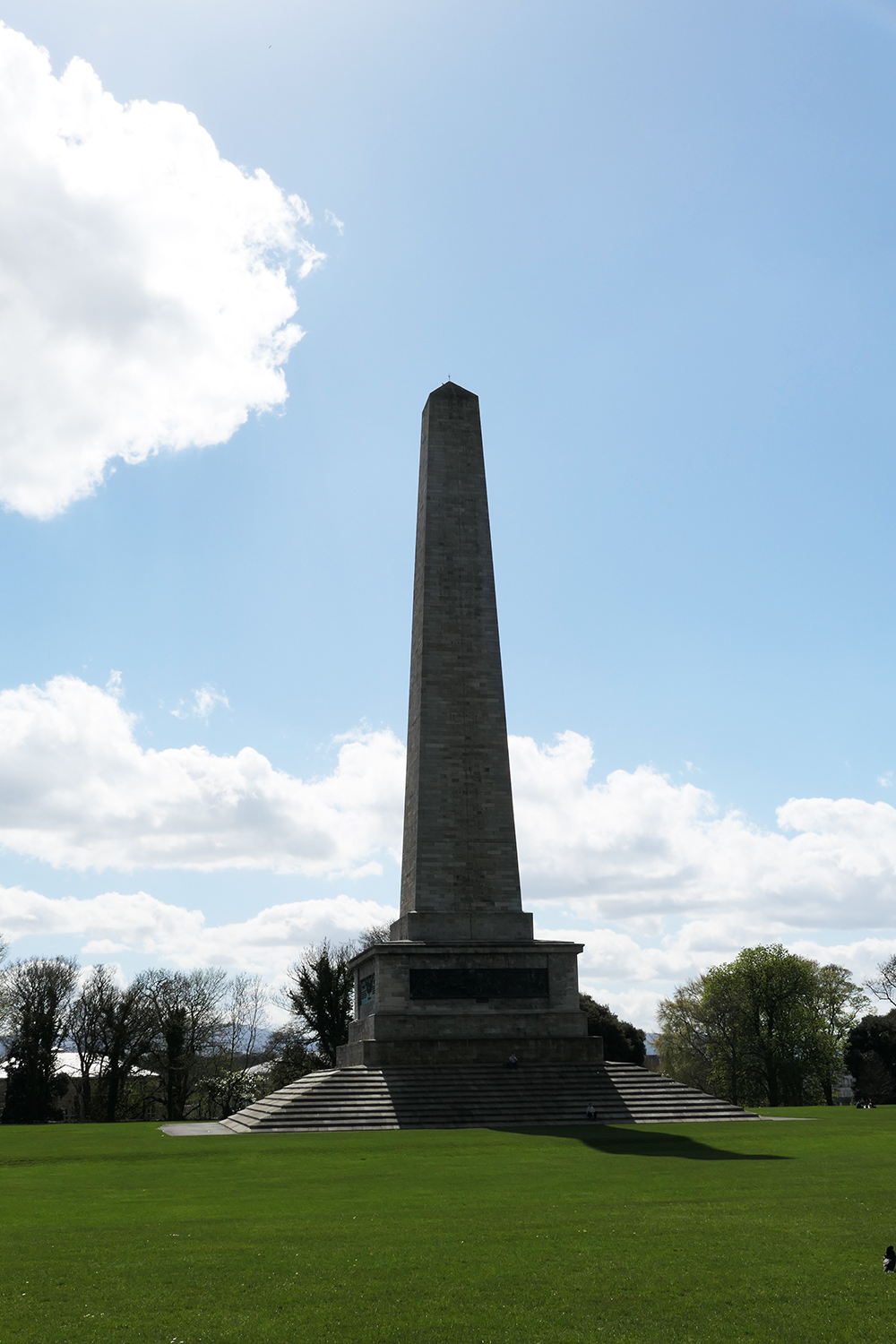Wellington Monument - Irlande