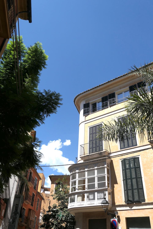 Les petites rues de Palma de Majorque