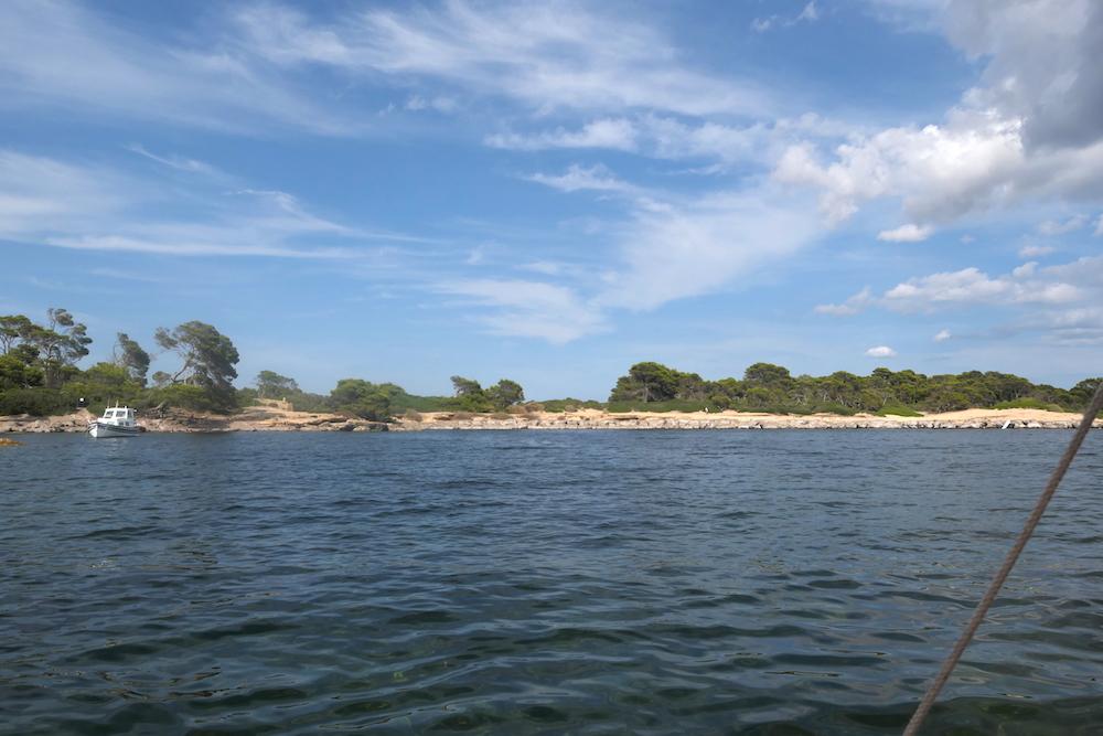 Excursion Boat - Colonia de Sant Jordi