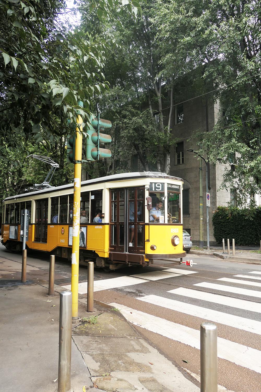 Tramway - Milan
