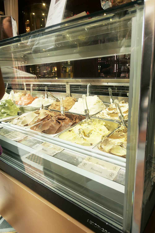 glace Savini - Galleria Vittorio Emanuele II