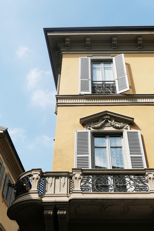 immeuble - Milan