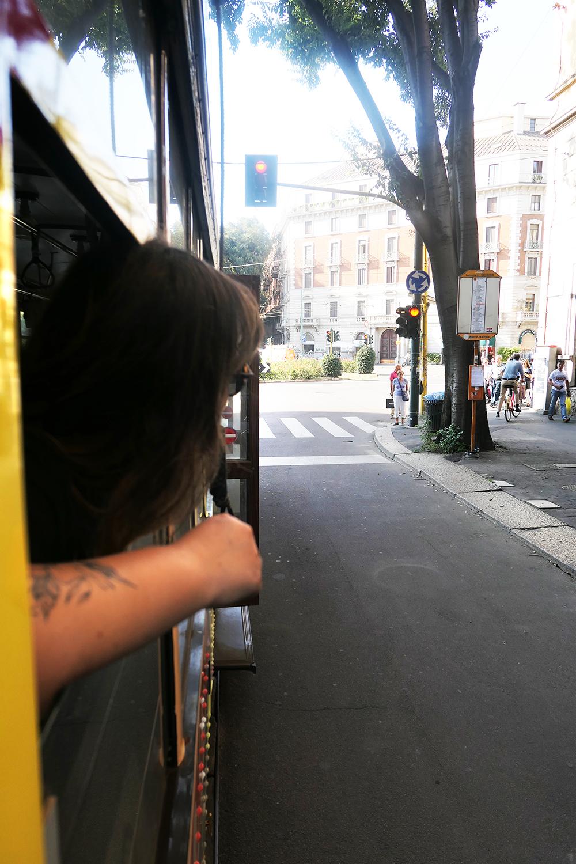 balade en tramway