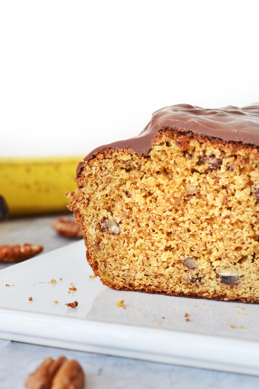 cake farine pois chiche